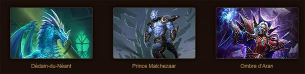 Plus d'une dizaine d'artworks sur le thème de Kharazan ont été publiés sur le site officiel de Blizzard