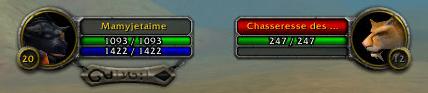 """La fonctionnalité de ciblage """"Tab"""" devrait être améliorée dans un prochain patch"""