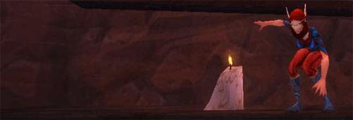 La Tenue de Spiderman dans World of Warcraft !