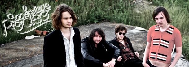 Découvrez Backstage Rodeo, le groupe de rock de Franz !