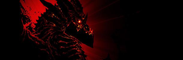 Aile de mort est le boss final de l'Âme des dragons. Le combat est scindé en deux parties