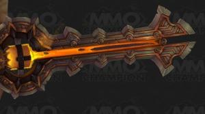 Image de Artefact Guerrier Armes