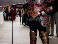 Image de cosplay-guerrier