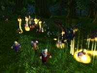 Image de gnomes vs tauren