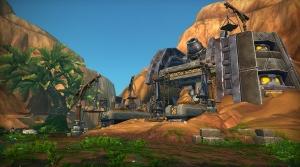 Image de Gorgrond Blizzard