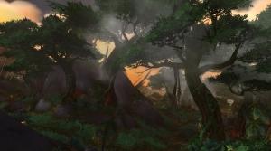Image de jungle de tanaan orbite