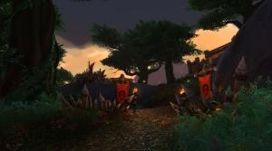 Image de jungle tanaan avant poste