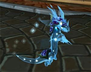 Il faudra réunir pas moins de 150 montures afin d'obtenir le Dragon céleste
