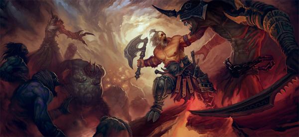 La bêta de Diablo III débute bientôt !
