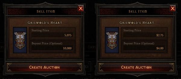 Vendre des objets dans Diablo 3 pour payer son temps de jeu WoW ? Cela sera sans doute possible !