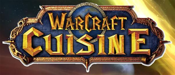 Warcraft cuisine reproduit les recettes de World of Warcraft dans la vraie vie