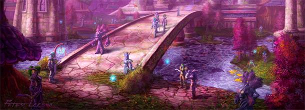 Les Elfes de la Nuit sont ma race préférée de World of Warcraft. Et vous ?