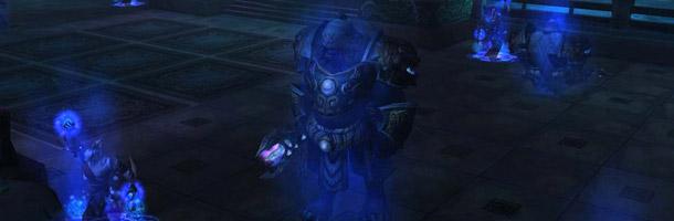 Les esprits passés sont très présents dans ces raids.