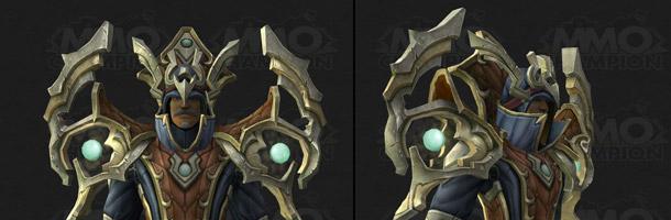 Mode défis : nouvel ensemble d'armure Prêtre