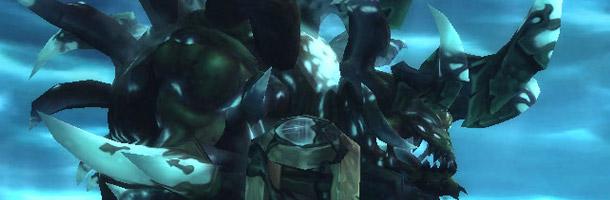 Les Rênes du Serpent-nuage céleste onyx disponibles dans sa table de butin
