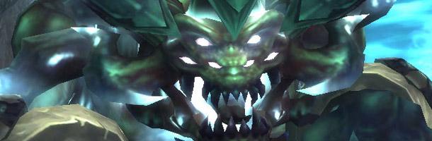 La Rage du Sha a le pouvoir de corrompre les ennemis aux alentours
