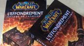 Deux livres WoW à gagner