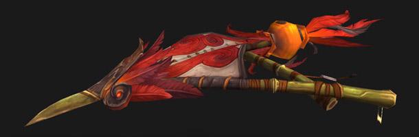 Un cerf-volant rouge pour la Horde