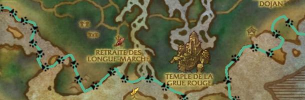 Visualisez le parcours de Bloodtooth
