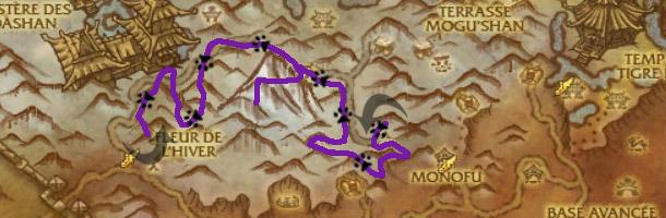 Visualisez le parcours de Stompy