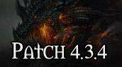 Patch 4.3.4 en ligne ce mercredi