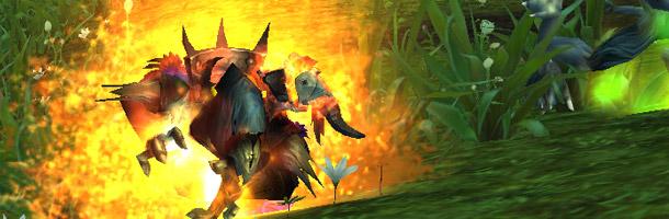 Les Braises brûlantes font flamber votre Démoniste