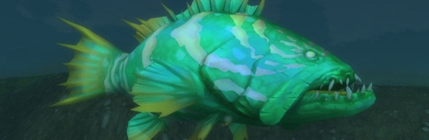 Un bien gros poisson