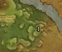 Localisation des trésors