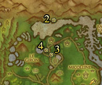 Localisation des trésors perdus