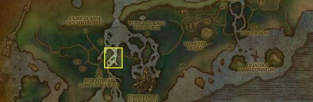 Visualisez le parcours de Bombyx