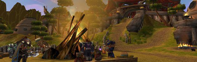 Les quêtes pour les Mag'har côté Horde se trouvent à Garadar