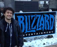 Mamytwink visite Blizzard