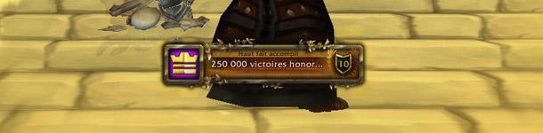 Darkchylde a obtenu 250 000 victoires honorables au niveau 1