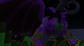 Illidan recréé dans Minecraft