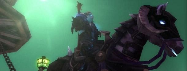 Si vous n'êtes pas de Hyjal, créez-vous un Chevalier de la mort !