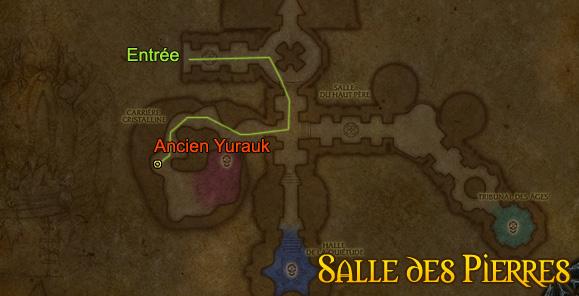 Pierre de rencontre zul'drak