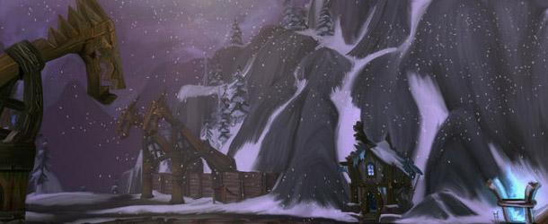 Brunnhildar, un village des Pics foudroyés.