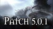Patch 5.0.1 bientôt sur PTR