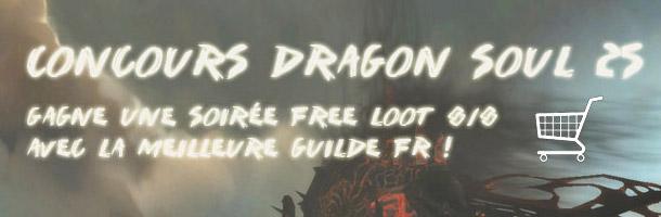 Gagnez une soirée Free loot 8/8 avec la meilleure guilde fr !