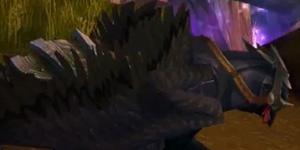 Aile-de-nuit obsidienne : nouvelle monture du parrainage