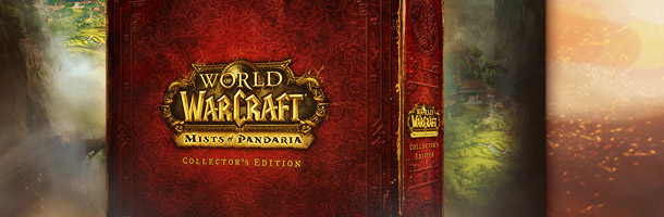 Galbard remporte une édition collector normale de Mists of Pandaria