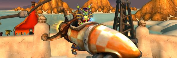 La fusée des ingénieurs gnomes