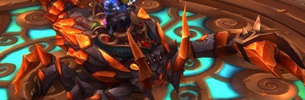 Le scorpion vendu par les Klaxxi saura impressionner vos ennemis par sa puissante stature.