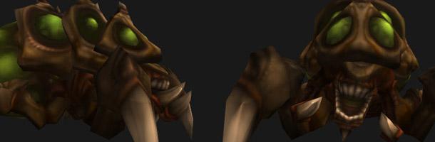 Le chancre, mascotte collector de la première extension de Starcraft II