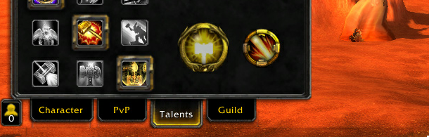 Une nouvelle interface d'inspection des talents