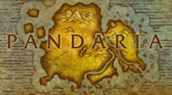 La Pandarie sur la carte du monde