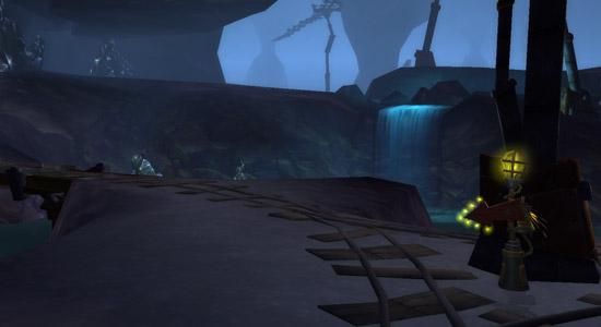 Les Mines d'Éclargent En haut ou en bas ?