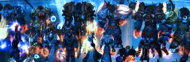 Wraith vs Algalon