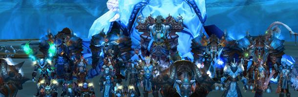 Wraith vs Anub'arak