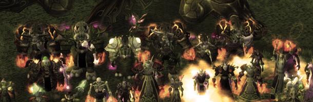 Wraith vs Archimonde